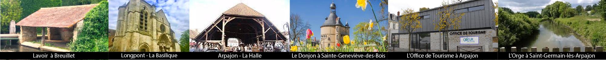 Office de Tourisme de Coeur d'Essonne